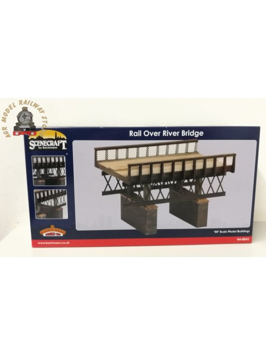 Bachmann 44-0041 Rail over River Bridge