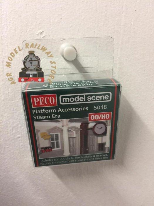 Modelscene 5048 Steam Era Platform Accessories - OO Gauge