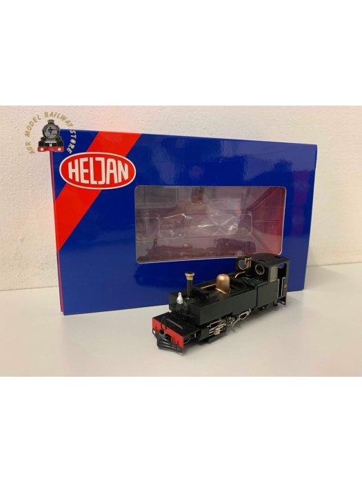 Heljan 9961 Lynton & Barnstaple Plain Black 190 LYD (New Build) - 009