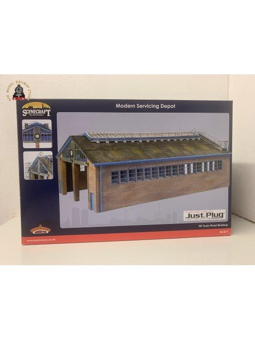 Bachmann 44-017 OO Gauge Modern Servicing Depot