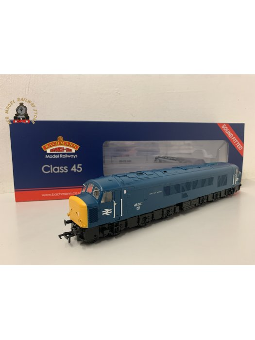 Bachmann 32-685SDSF Class 45/0 45041 'Royal Tank Regiment' Sound Fitted