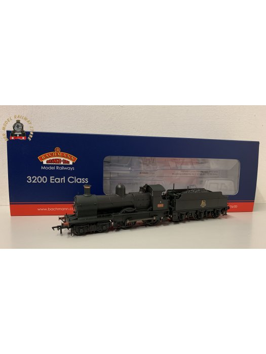 Bachmann 31-086A CLASS 32XX 4-4-0 9018 BR EARLY WEATHERED