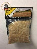 Woodland Scenics FS628 12mm Static Grass Straw 28 gram Bag