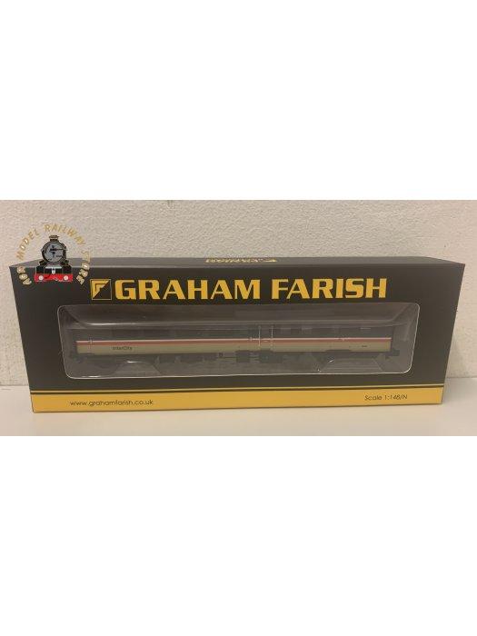 Graham Farish 374-692 BR Mk2F BSO 2nd Class Brake Open Coach InterCity