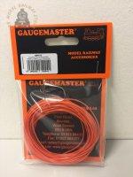 Gaugemaster WIRE-ORANG  Orange Wire 10m (7 x 0.2mm)