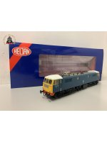 Heljan 8652 Class 86/0 E3178 in BR blue with full yellow ends, white cab roof