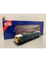 Heljan 8653 Class 86/0 E3146 in BR blue with white cab roof