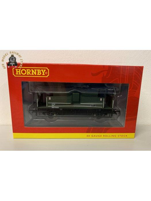 Hornby R6936 OO Gauge BR D2068 20T Brake Van DM731833