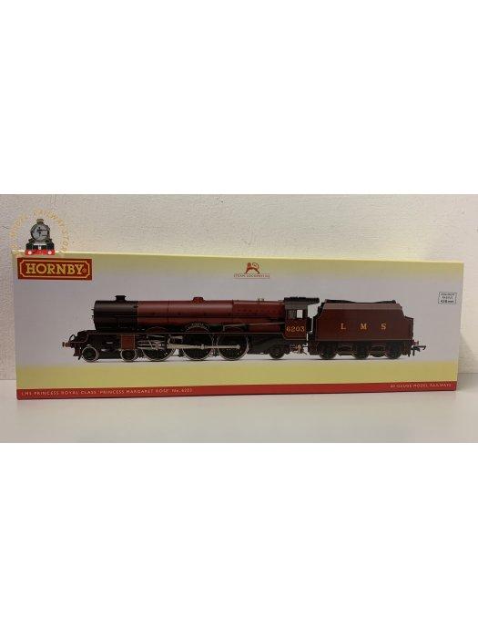 "Hornby R30001 Class 8P 'Princess Royal' 6203 ""Princess Margaret Rose"""