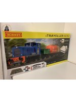 Hornby R1271M iTraveller 6000 starter train set with HM6000 smartphone app control