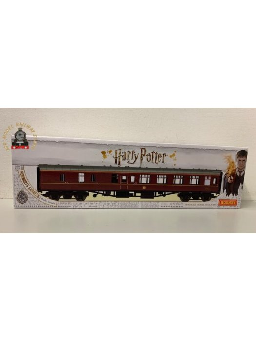 Hornby R4935A Harry Potter Hogwarts Express Mk1 BSK Coach 99723/99312