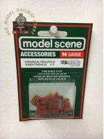 Modelscene 5174 Luggage - N Gauge