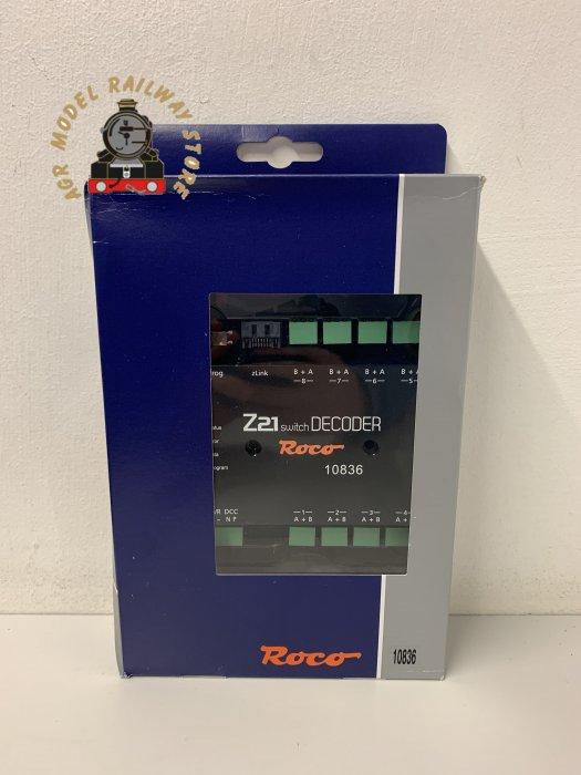 Roco RC10836 switch decoder