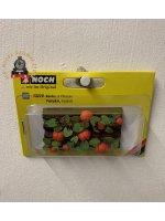 Noch 13219 Pumpkins (Pack of 8) Deco Minis - OO/HO