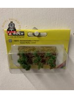Noch 13215 Tomato Plants (Pack of 6) Deco Minis - OO/HO