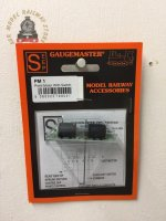 Gaugemaster PM-1  Seep Point Motor with Built-In Switch