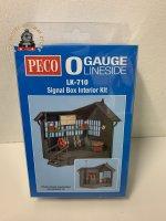 Peco LK-710 Signal Box Interior Kit - O Gauge