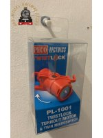 PL-1001 Peco Twistlock Turnout Motor and Microswitch