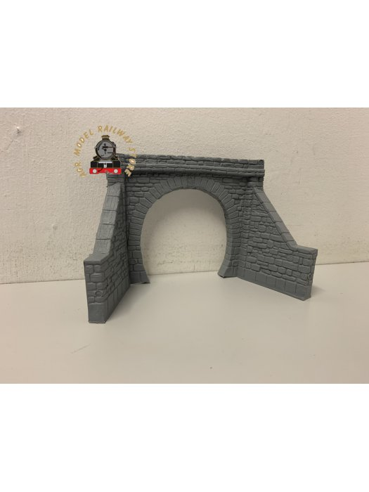 Model Scene OO 5045 Tunnel Portal Single Track