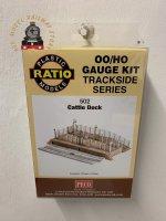 Ratio 502  Cattle Dock Plastic Kit - OO Gauge