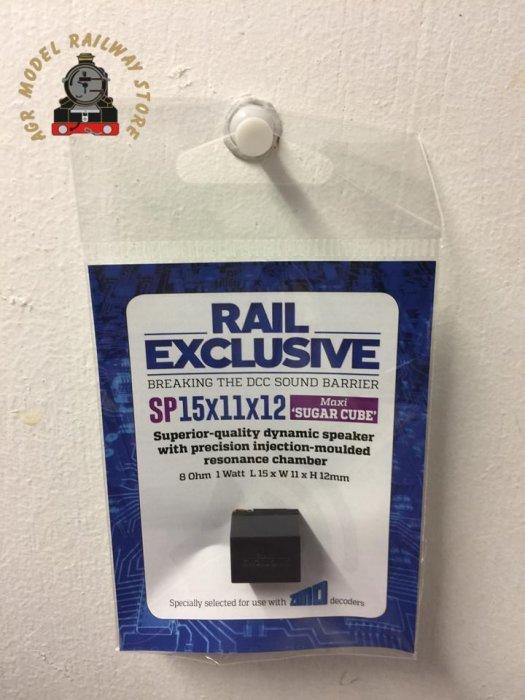 Rail Exclusive SP15x11x12 Maxi 'Sugar Cube'Speaker