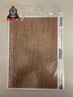 Superquick D4 Red Tiles Building Papers- OO Gauge