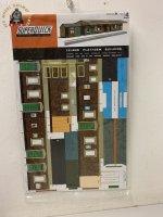 Superquick A4 Island Platform Building - OO Gauge Card Kit