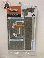Superquick A16 Stone Bridge Double Track - OO Gauge Card Kit