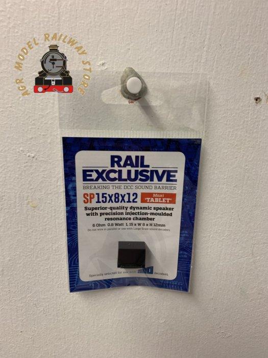 Rail Exclusive SP15x8x12 'Maxi Tablet' Superior Quality Speaker