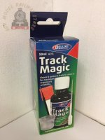 Deluxe Materials AC-13  Track Magic - Track Cleaning Fluid