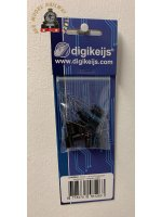 Digikeijs DR60024 - SET WITH 10 CAPACITORS 470UF / 16VOLT