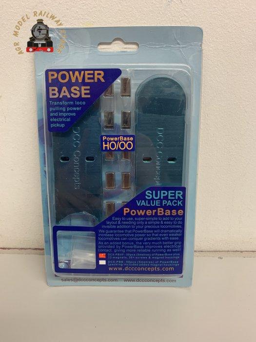 DCC Concepts DCX-PBVP PowerBase OO Gauge Value Pack