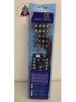 DCC Concepts DCD-MPBL Alpha Mimic Panel Controller (with Blue LEDs)