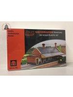 Gaugemaster GM401 Fordhampton Station Plastic Kit -  Structures
