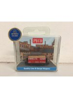 Peco NR-P996 N Gauge Wagon 'Arnold Sands' with Load AGR Special Edition