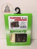 Metcalfe PN816 Platform Underpass - N Gauge